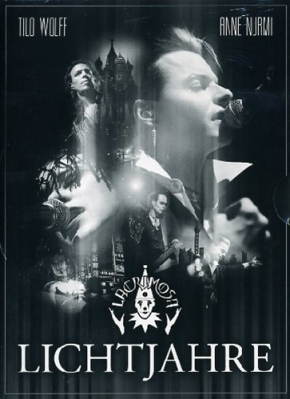 LACRIMOSA Lichtjahre DVD 2007