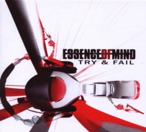 ESSENCE OF MIND Try and Fail + Re-Try LIMITED 2CD BOX 2009