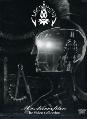 LACRIMOSA Musikkurzfilme - The Video Collection DVD