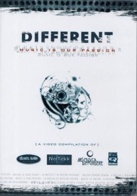 DIFFERENT DVD 2005 Psyclon Nine FEINDFLUG Grendel ASLAN FACTION Cyborg Attack