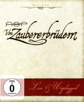 ASP Von Zaubererbrüdern - Live und unplugged BLU-RAY 2009