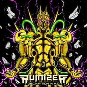 RUINIZER Decimation in H.D. CD Digipack 2015