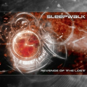 SLEEPWALK Revenge Of The Lost CD 2011 LTD.500