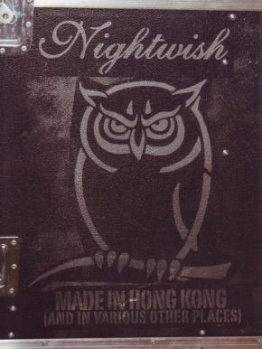 NIGHTWISH Made in Hong Kong DVD+CD 2009