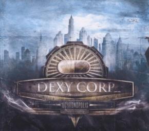 DEXY CORP_ Uchronopolis CD 2010