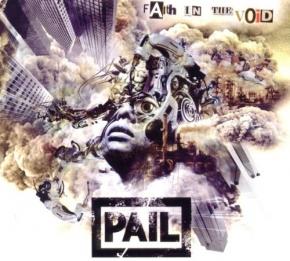 PAIL Faith in the void CD Digipack 2011