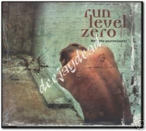 RUN LEVEL ZERO Walk the Psycho[path] CD Digipack 2004