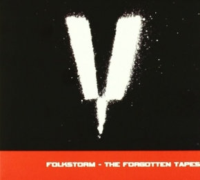 FOLKSTORM The Forgotten Tapes CD Digipack 2008