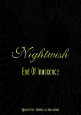 NIGHTWISH End Of Innocence LIMITED EDITION DVD+CD 2003
