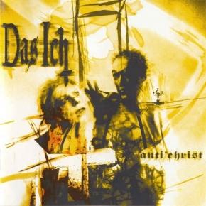 DAS ICH antichrist CD 2002 + VIDEOCLIP anti christ