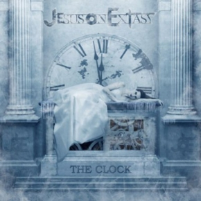 JESUS ON EXTASY The Clock LIMITED EDITION CD Digipack 2011
