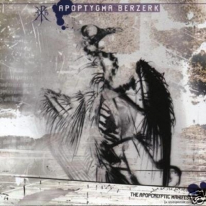 APOPTYGMA BERZERK The Apopcalyptic Manifesto CD 1998