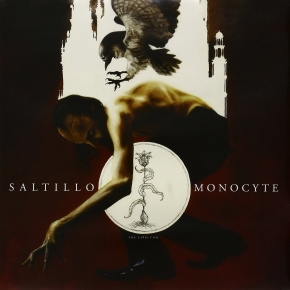 SALTILLO Monocyte: The Lapis Coil LP VINYL 2012 LTD.492
