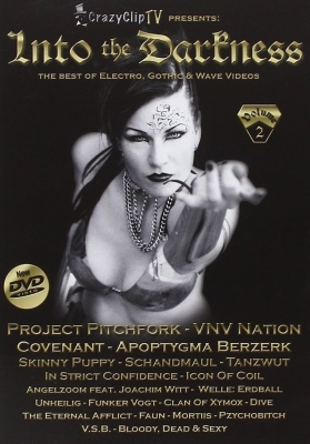 INTO THE DARKNESS VOL.2 DVD VNV NATION Covenant UNHEILIG