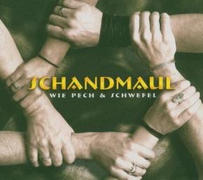 SCHANDMAUL Wie Pech & Schwefel CD Digipack 2004