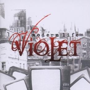 VIOLET Modern Life CD 2009 :WUMPSCUT: