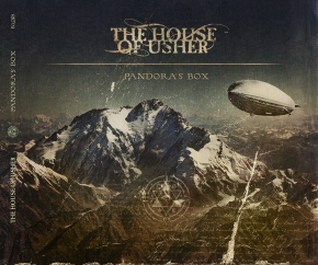 THE HOUSE OF USHER Pandora's Box CD Digipack 2011