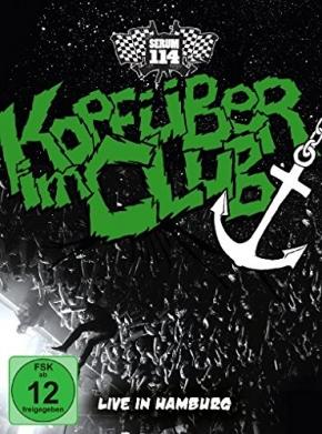SERUM 114 Kopfüber im Club Live DVD+2CD 2015