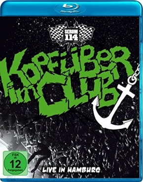 SERUM 114 Kopfüber im Club Live BLU-RAY+2CD 2015