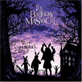 THE BIRTHDAY MASSACRE Walking With Strangers LIMITED CD Digipack 2007