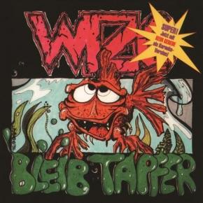 WIZO Bleib Tapfer / Für'n Arsch CD 1992