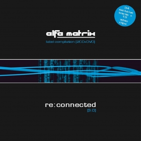 RE:CONNECTED (3.0) 2CD+DVD BOX LEAETHER STRIP Ayria FRONT 242