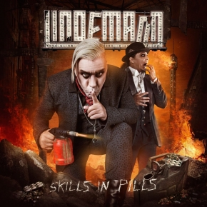 LINDEMANN Skills In Pills CD Digipack 2015 (RAMMSTEIN)