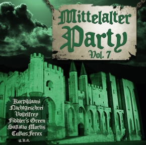MITTELALTER PARTY VOL.7 VII CD 2015 Versengold OMNIA Saltatio Mortis