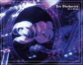 DER BLUTHARSCH Live in Praha DVD BOX 2010 LTD.1111
