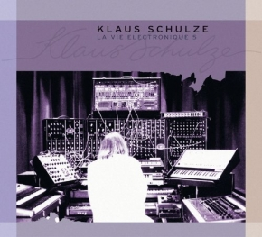 KLAUS SCHULZE La Vie Electronique 5 3CD Digipack 2018