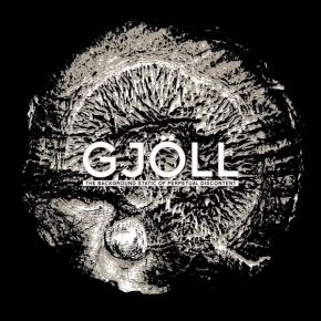 GJÖLL The background Static of Perpetual Discontent CD 2015 ant-zen