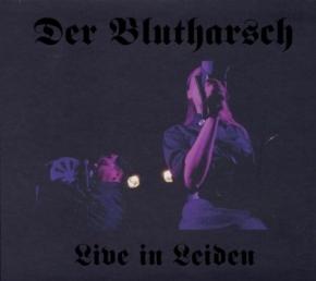 DER BLUTHARSCH Live in Leiden CD Digipack 2010