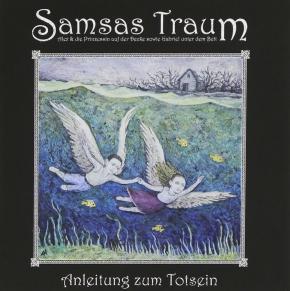 SAMSAS TRAUM Anleitung zum Totsein CD 2011
