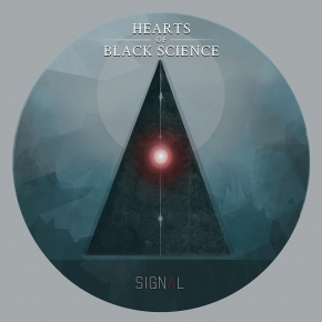 HEARTS OF BLACK SCIENCE Signal CD 2015