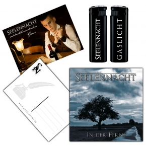 SEELENNACHT In Der Ferne (Fan-Paket) CD 2015 LTD.250