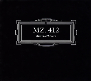 MZ.412 Infernal Affairs CD Digipack 2011
