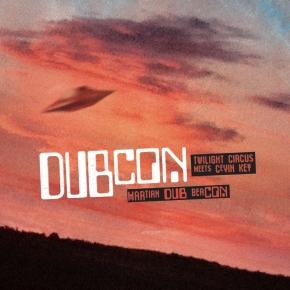 DUBCON Martian Dub Beacon CD Digipack 2016