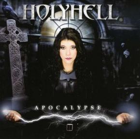 HOLYHELL Apocalypse CD 2009