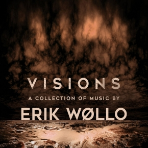 ERIK WOLLO Visions - A Collection Of Music by Erik Wollo CD Digipack 2016