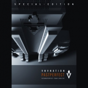 VNV NATION Pastperfect LIMITED 2DVD+CD-ROM SPECIAL EDITION 2004