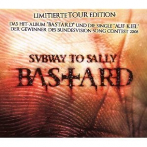 SUBWAY TO SALLY Bastard / Auf Kiel 2CD LTD.TOUR EDITION