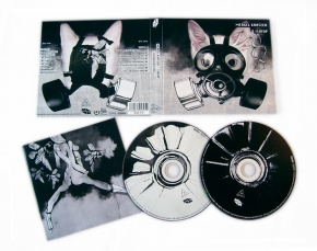 MERGEL KRATZER Isotop LIMITED EDITION 2CD Digipack 2010
