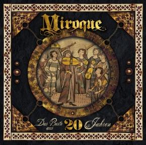 MIROQUE - Das Beste aus 20 Jahren 2CD 2016 Saltatio Mortis FAUN Omnia SCHANDMAUL