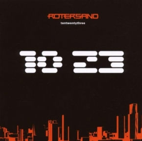 ROTERSAND 1023 tentwentythree CD 2007