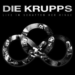 DIE KRUPPS Live im Schatten der Ringe DVD+2CD 2016