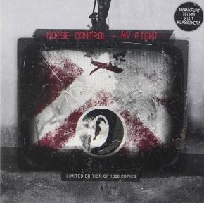 NOISE CONTROL My Fight CD 2011 LTD.1000 PART 18