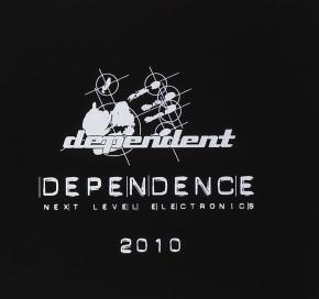 DEPENDENCE VOL.3 - 2010 CD Mesh PSYCLON NINE Dismantled