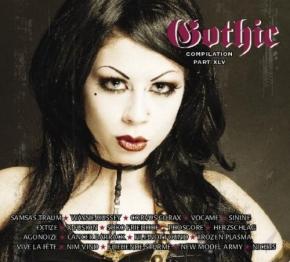 GOTHIC 45 2CD Agonoize FROZEN PLASMA Untoten X-FUSION