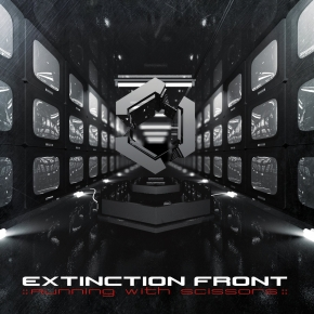 EXTINCTION FRONT Running with Scissors CD 2016
