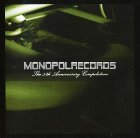 monopolrecords - the 5th anniversary compilation CD LTD.300 DEPRESSIVE DISORDER
